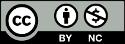Licencia Atribución – No Comercial (by-nc)